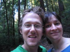 Santa Cruz to Portola Redwoods