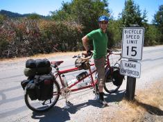 Portola Redwoods to San Francisco